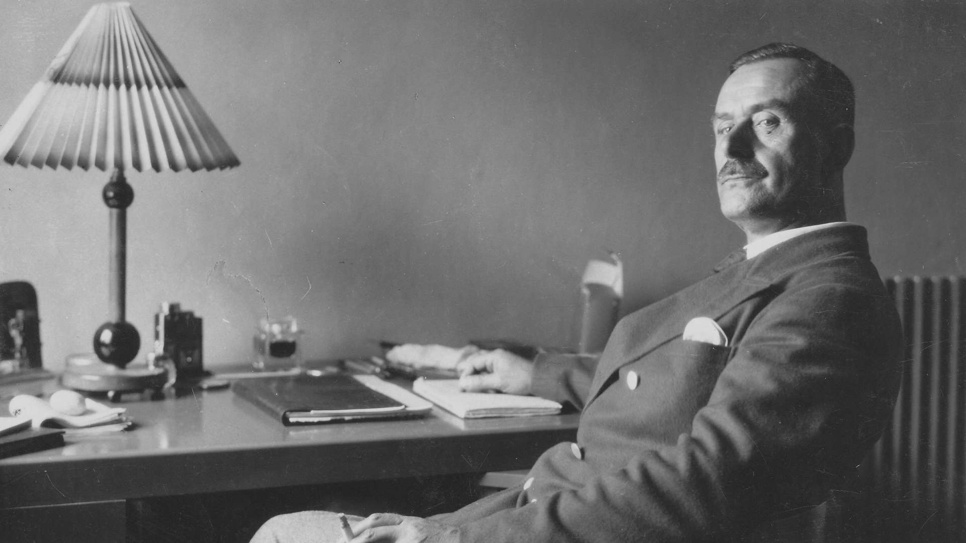 El día que Adrián Leverkhün conoció a Hitler