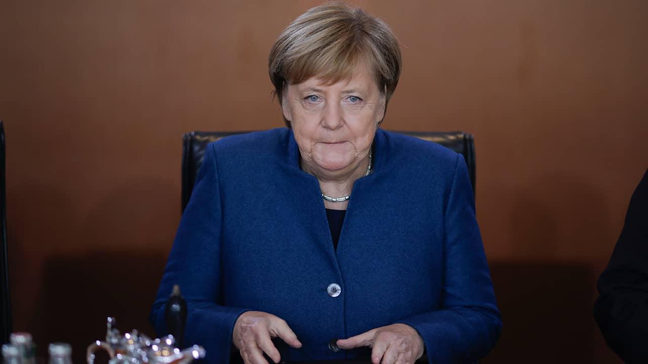 El gambito de dama de Merkelova