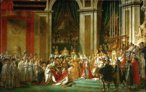 Napoleón frente a las Parcas